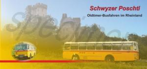 Gutschein - Oldtimer-Busfahrten ins Blaue - Geburtstage - Vereine - Firma - Event - Hochzeit