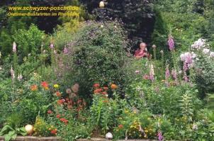 Romantik Garten Natur - Ausflug mit dem Oldtimer-Postbus am 16.6.2019