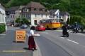 Oldtimer-Postauto-Bus Saurer/Tüscher 3DUK-50 ex P-24660 von www.schwyzer-poschti.de in Rech / Ahr (6.2011 - Foto: Eltgen) - Fahrten durch Eifel - Westerwald - Moselregion - Bergisches Land - Rheinland