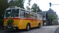 Oldtimer-Postauto-Bus Saurer/Tüscher 3DUK-50 ex P-24660 von www.schwyzer-poschti.de - Hochzeitsfahrt (Foto: Schwyzer Poschti)